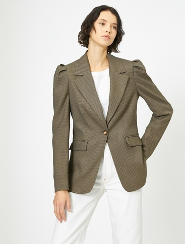 Koton Ceket Yeşil